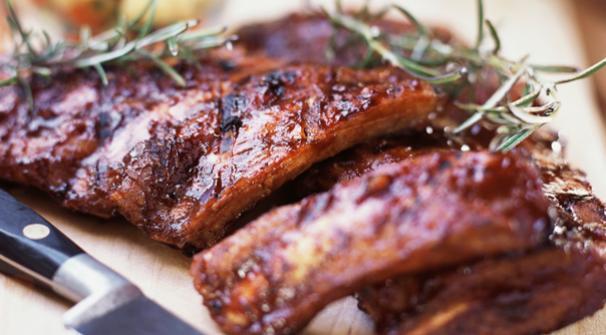 Baked elk ribs recipe montana hunting and fishing for Buffalo fish ribs