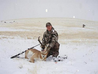 Big Game Rifle Hunting in Montana