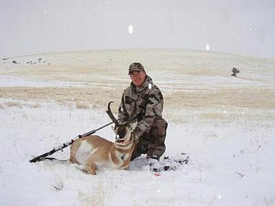 Big Game Rifle Hunting in Montana