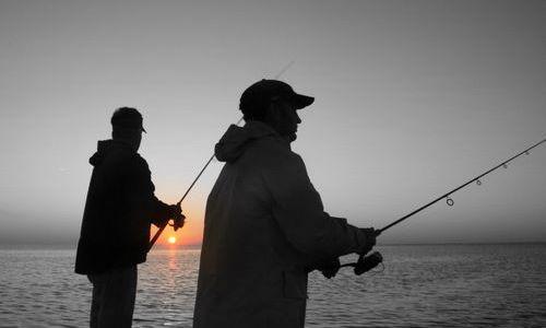 Fishing with Family in South Dakota