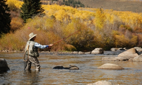 Fishing Season Starting in Montana