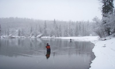 Helena, MT Winter Fishing Reports