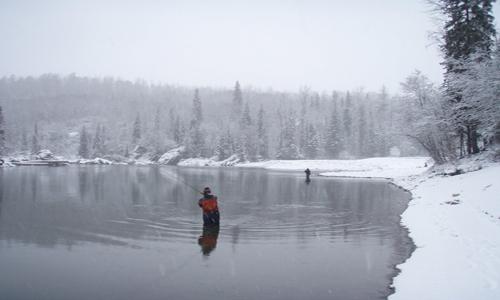 Helena, MT Winter Fishing Reports