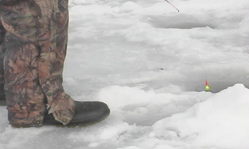 Montana Ice Fishing Tournaments
