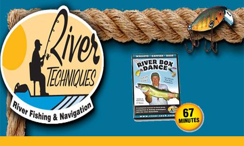 River Fishing Tips Video