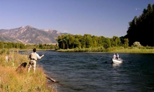 Great Fishing in Montana