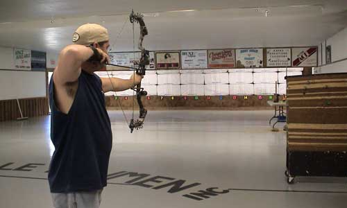 Learning Archery Hunting