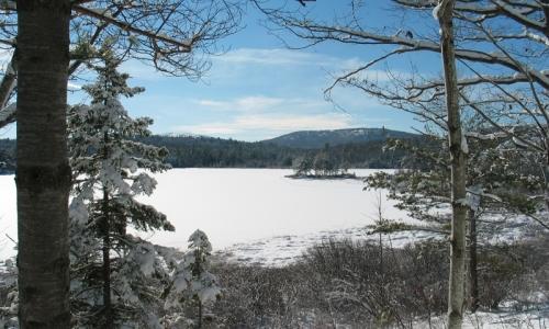 Ice on Montana Lakes starts Ice Fishing Season