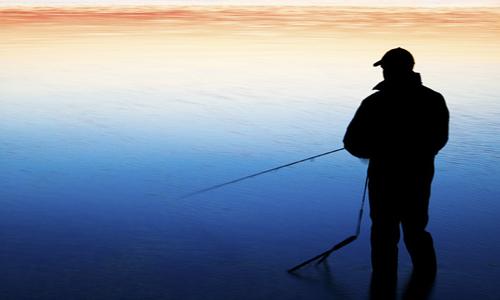 Fishing in Montana