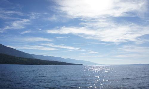 Flathead Lake Fishing Report in Montana