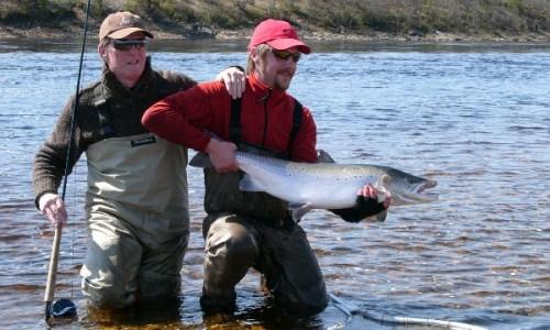 fall fishing in montana