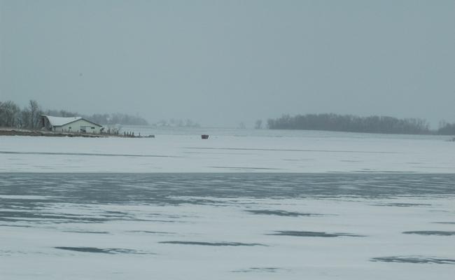 Georgetown lake ice fishing report montana hunting and for Lake georgetown fishing
