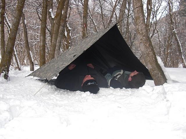 Winter survival videos graciosos