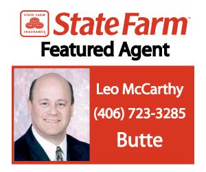 Leo Mccarthy Montana Hunting And Fishing Information