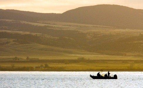 Helena Reservoir Fishing Report