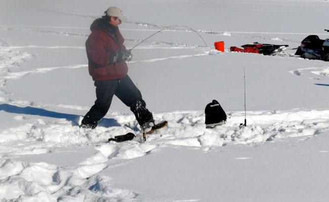 Hebgen lake ice fishing report 2 13 2012 montana hunting for Hebgen lake fishing report