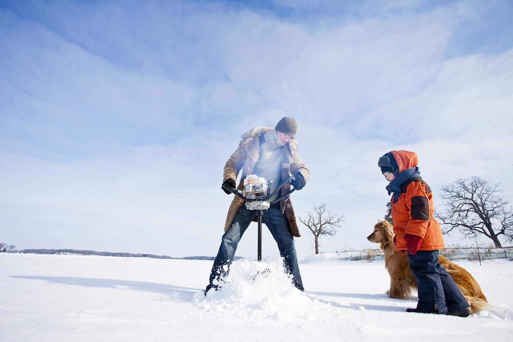 Reminder applications for winter ice fishing contests due for Ice fishing apps