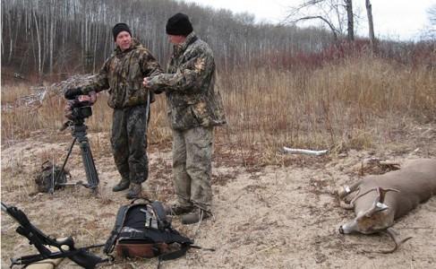 filming hunt