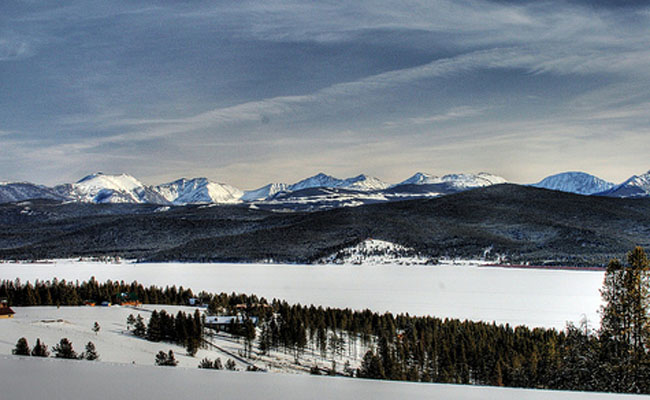 Steady ice fishing on georgetown lake butte and bozeman for Bozeman fishing report