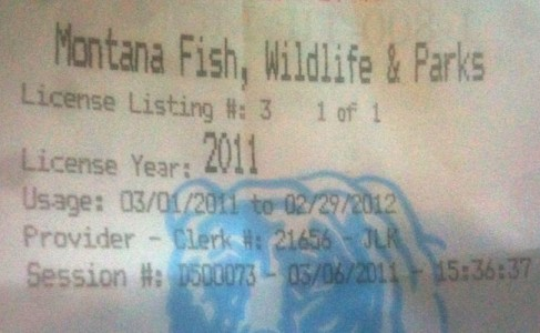 montana fishing licenses expire today montana hunting