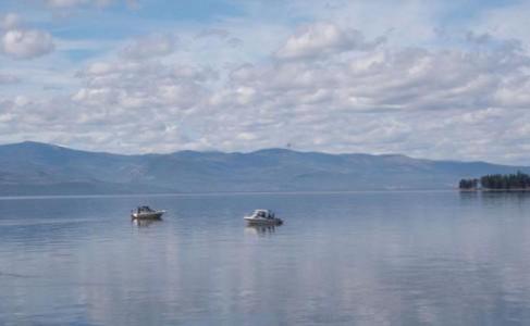Flathead Lake Fishing