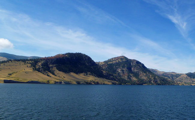 Holter Lake And Road To Beartooth Wma Open Montana