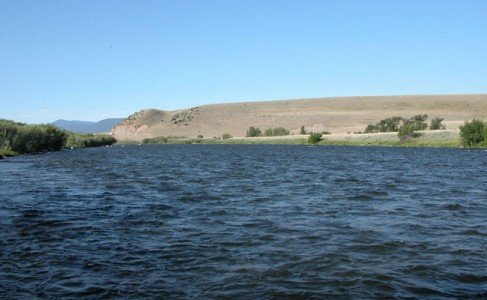 The trout are hungry in the butte and bozeman outdoor for Bozeman fishing report