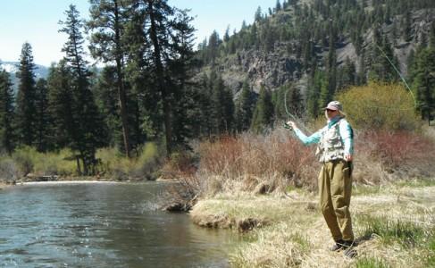 Scott anderson montana hunting and fishing for Montana fish company