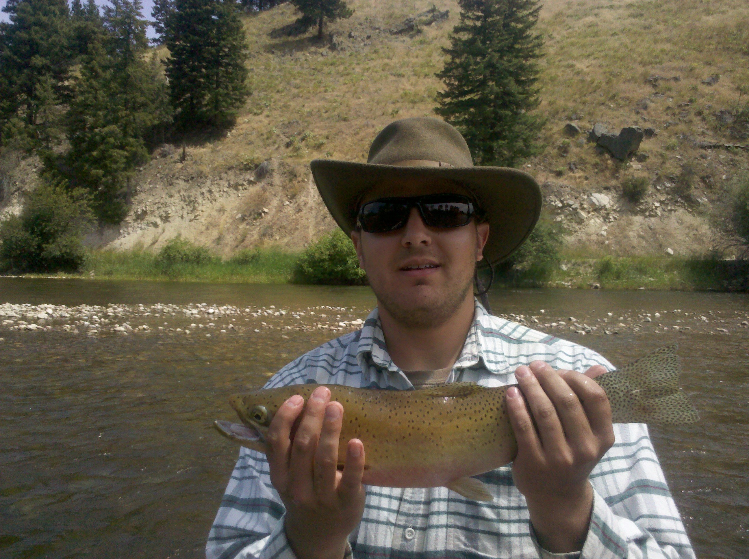 Western montana fly fishing report 5 8 2012 montana for Montana fly fishing report