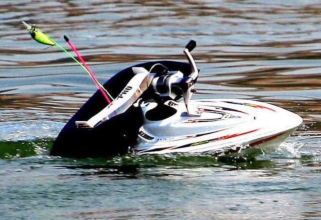 Rc boat fishing montana hunting and fishing information for Rc boat fishing