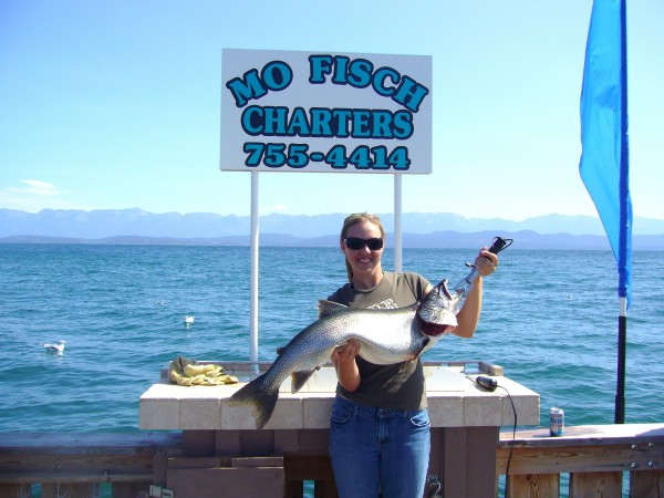 Finding the fish in the mofish flathead lake fishing for Hunting and fishing forecast