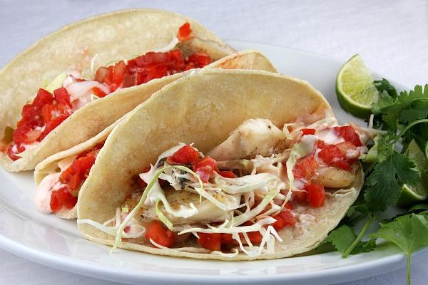 Quick and easy fish tacos recipe montana hunting and for Fish tacos recipe easy