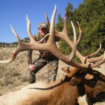 Monster Bull Elk Hunting