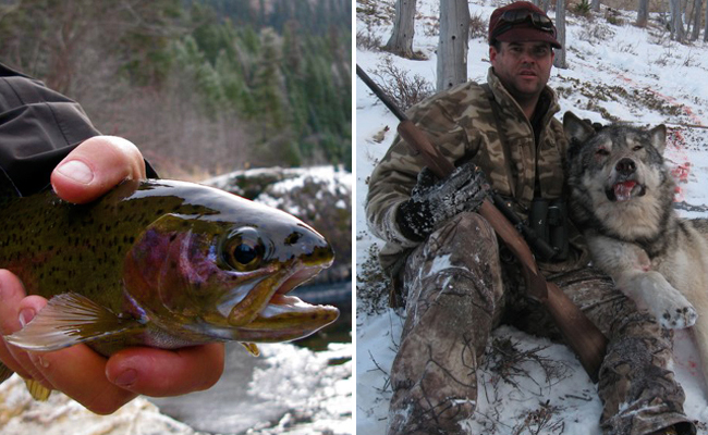 Idaho voters approve hunting fishing and trapping for Arkansas game and fish fishing report