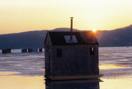 Part 5 for Ice fishing hut