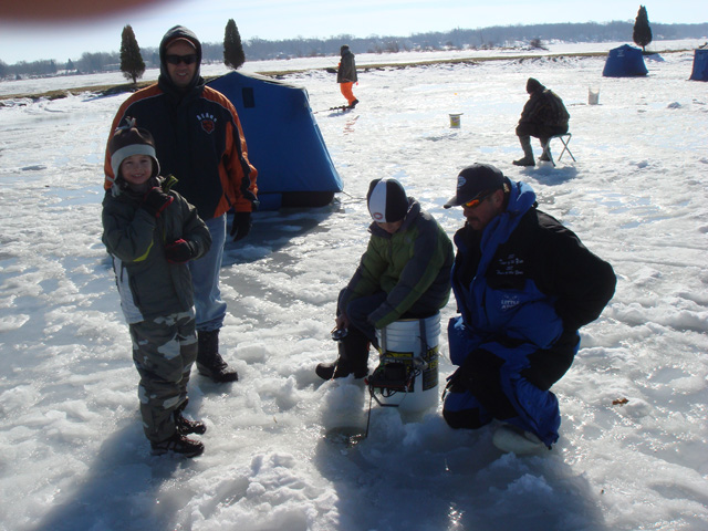 West yellowstone hebgen lake ice fishing tournament pam for Hebgen lake fishing report