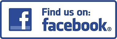 find us on facebook logos