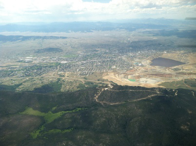 Butte Overview