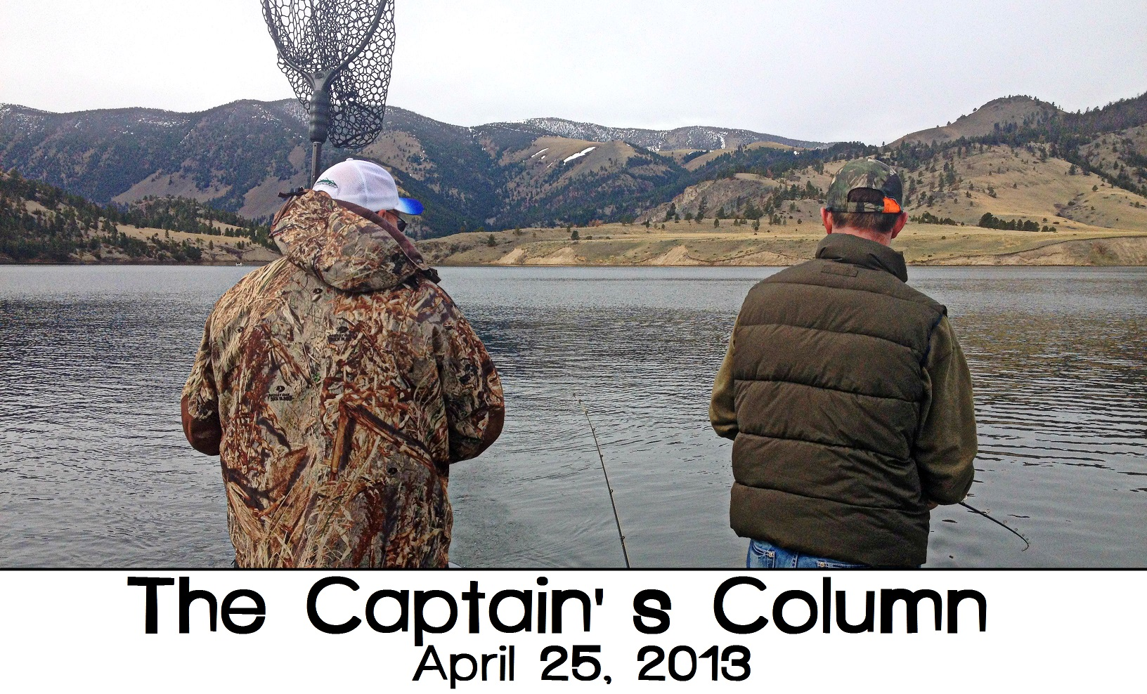 Despite colder temps there are some excellent fishing for Hunting and fishing forecast