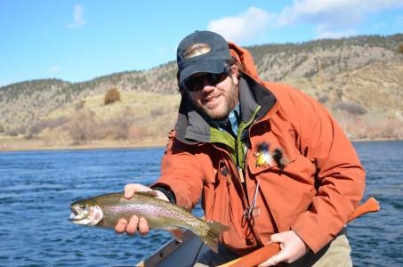 Noxon reservoir montana hunting and fishing for Montana fish company