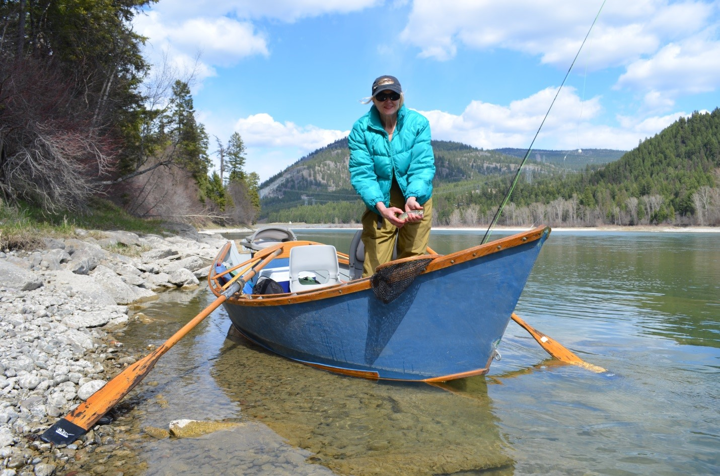 Montana fly fishing report by scott anderson of montana for Fl fishing report