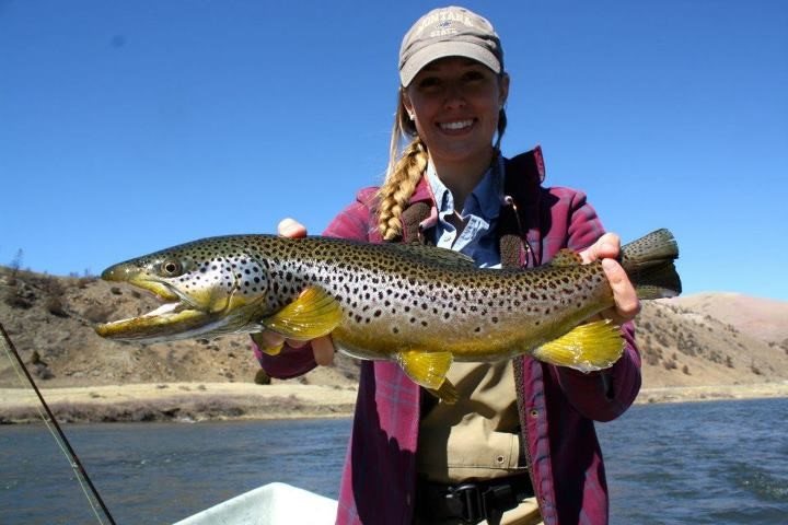 Montana Fly Fishing Report By Scott Anderson Of Montana