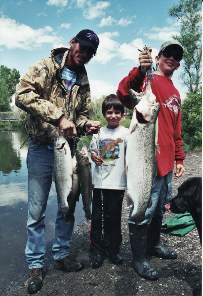 Montana grant s southwest montana fishing report for Hunting and fishing forecast