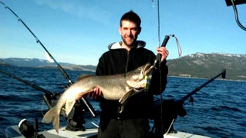 Flathead lake fishing report by capt bob of mo fisch for Flathead lake fishing