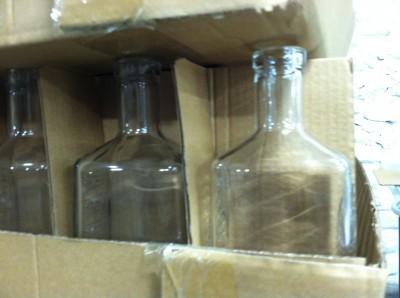 Distill-bottles
