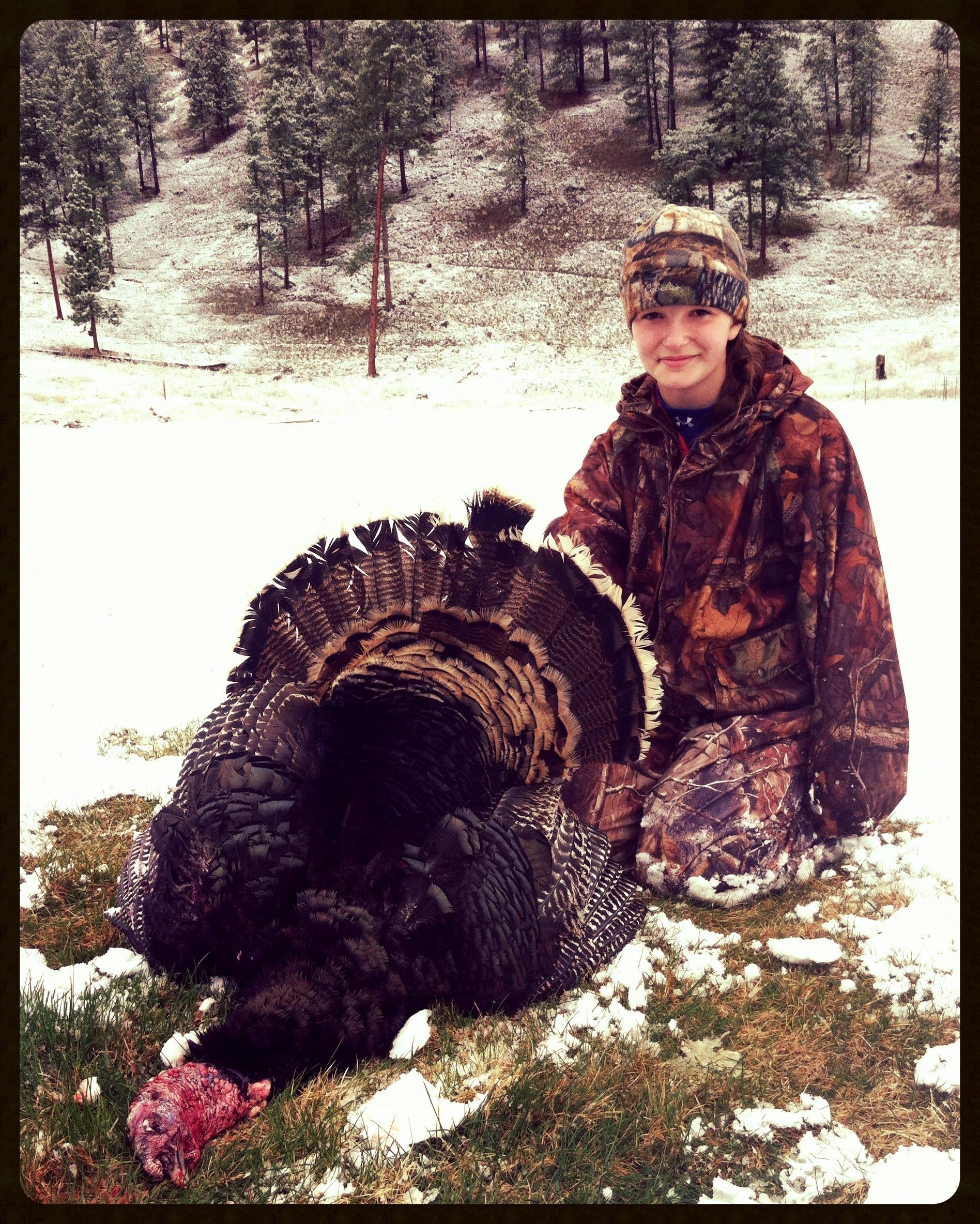 Keri's turkey