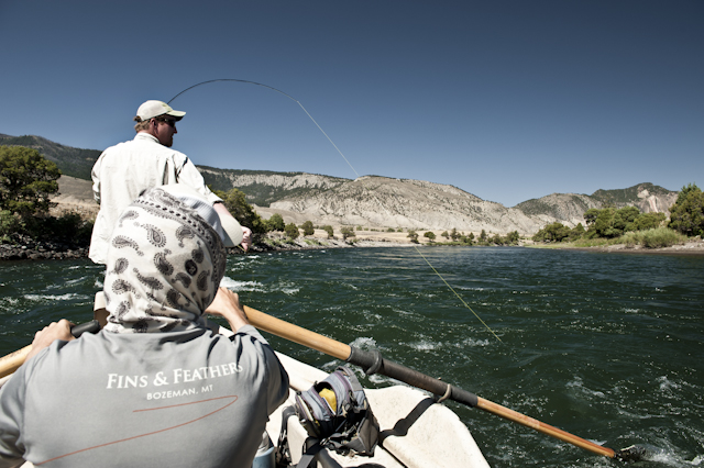 Bozeman and butte recreation reports by bob ward and sons for Bozeman fishing report