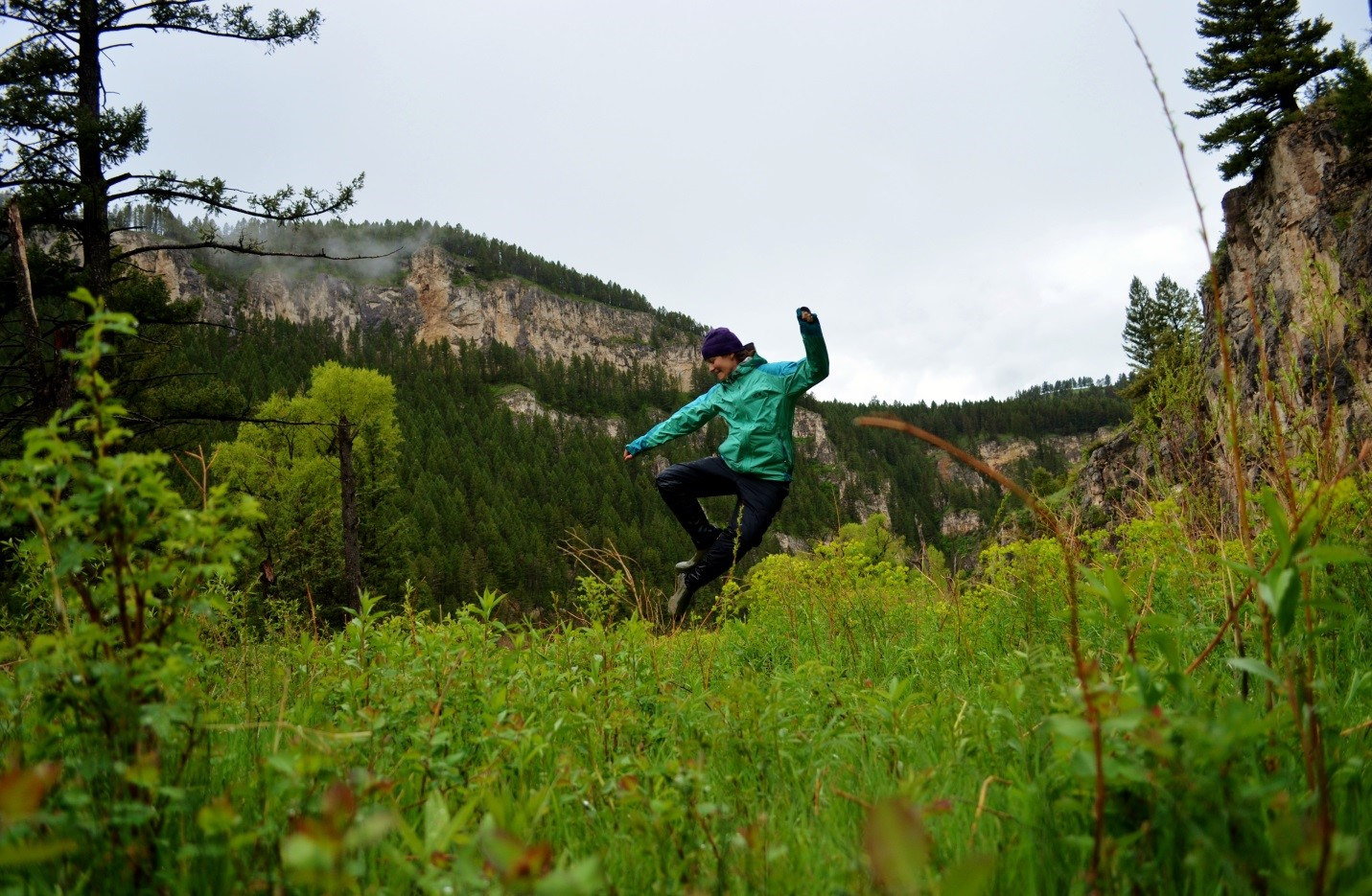 Montana fly fishing report by scott anderson for Montana fish company