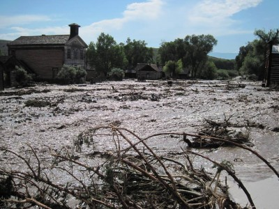 Bannack Flood