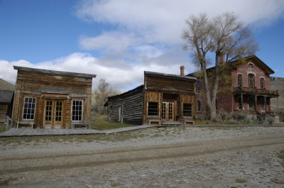Bannack before